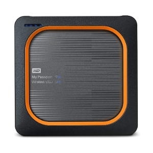 WD My Passport Wireless 외장SSD WDBAMJ5000AGY-PESN, 250GB, 혼합 색상