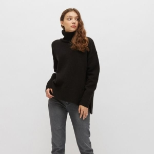 [갤러리아] 플랙플랙진 여성 WOMENS OVERSIZED TURTLE NECK SWEATER (PWON4NTL79W)